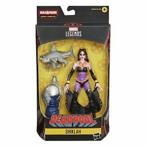 In stock Deadpool Marvel Legends Shiklah 6-inch Action Figure