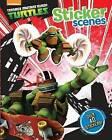 Nickelodeon Teenage Mutant Ninja Turtles Sticker Scenes by Parragon (Paperback, 2015)