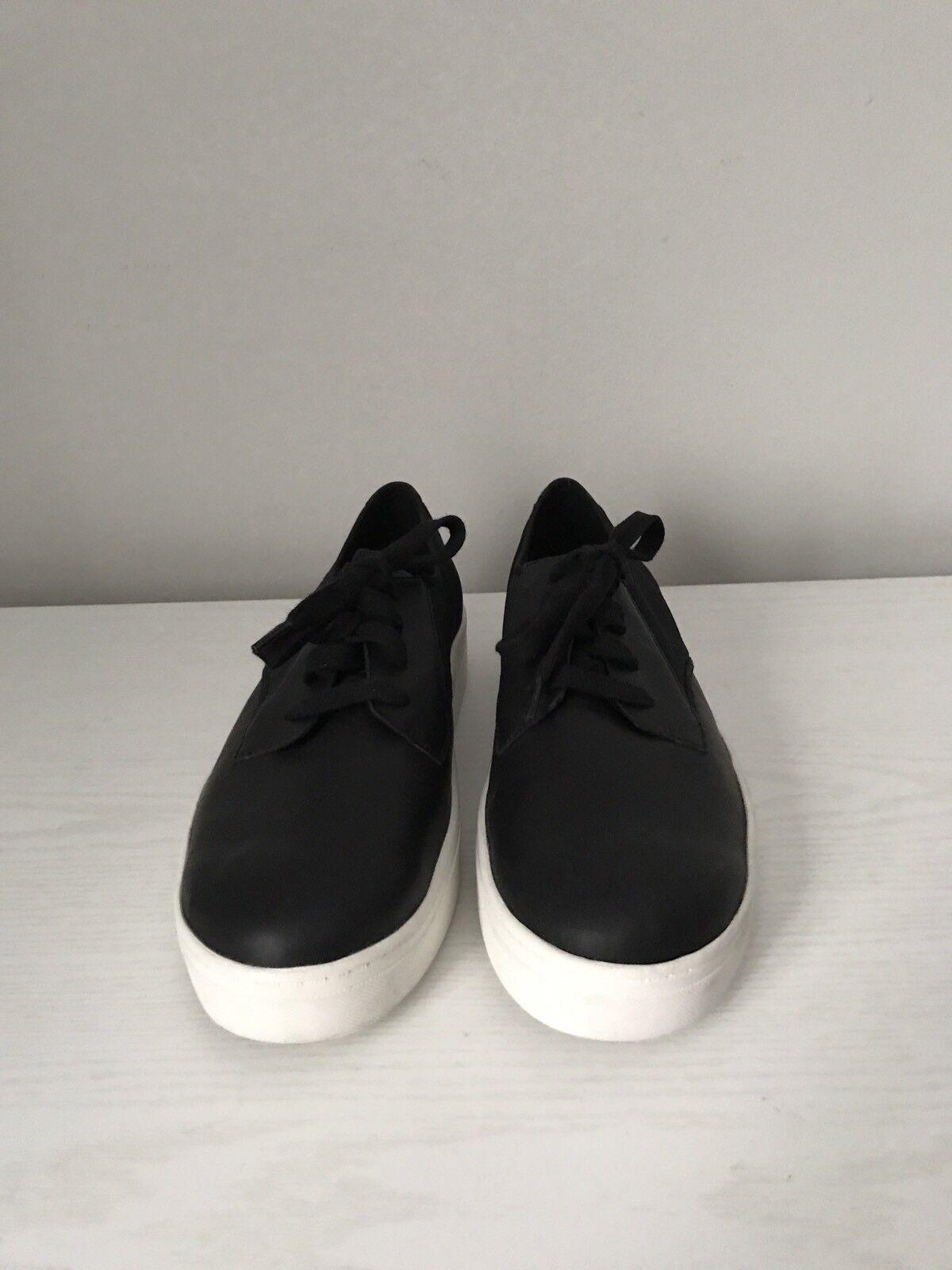 Nueva Nueva Nueva Eileen Fisher Cuero Negro Cordón UPS Koi Oxford Zapatos Talla 9 1 2  Ahorre 60% de descuento y envío rápido a todo el mundo.