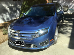 2010 Ford Fusion Sport
