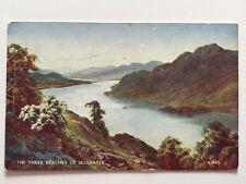 Vintage Postcard - Valentine - Art Colour Series # A845 E H Thompson - Ullswater
