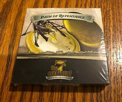NEW The 7TH CONTINENT Board Game Path of Repentance Kickstarter Expansion
