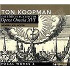 Dietrich Buxtehude - Buxtehude: Opera Omnia XVI - Vocal Works, Vol. 6 (2012)