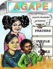 Agape Coloring Activity Book of Prayers Puzzle Games by Jessie Jimerson-Phillips (Paperback / softback, 2012)