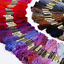 New 35//200 Color Cotton Cross Floss Stitch Thread Embroidery Sewing Skeins Hand