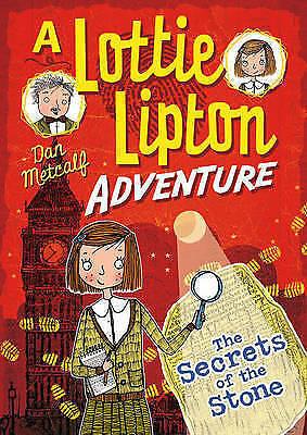 1 of 1 - Secrets of the Stone a Lottie Lipton Adventure (The Lottie Lipton-ExLibrary