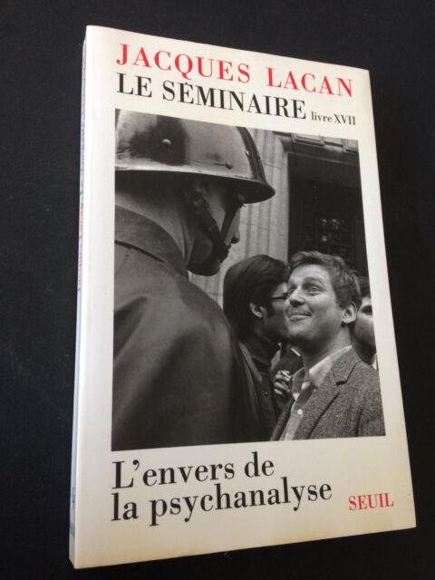 Jacques Lacan - Il Seminario, Libro Xvii - DI Della Psicoanalisi - Soglia