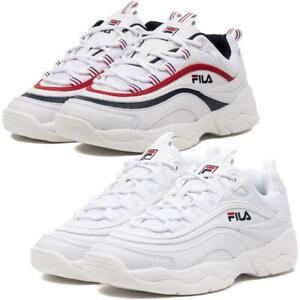 Fila Ray Low Wmn Damen Sneaker Schuhe Sportschuhe Turnschuhe Freizeitschuhe