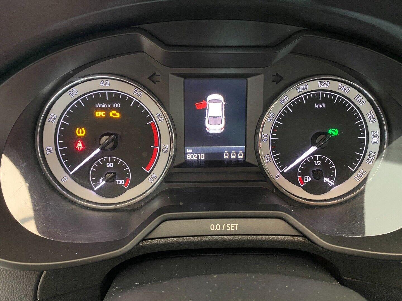 Billede af Skoda Octavia 1,4 TSi 150 Style DSG