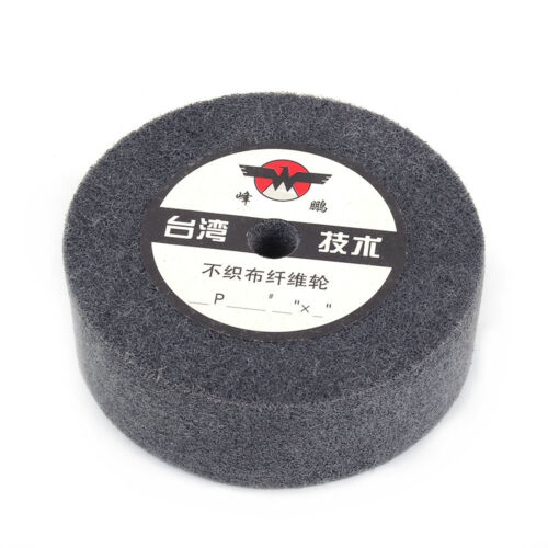 "Nylon Fiber Polishing Buffing Head Mounted Point 1//8/"" Shank 240~1500 Grit 1Pcs"