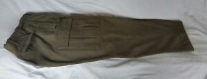 Military Wool Pants West German Army 1960s Cold Weather Winter 30W ... 4f9adcdce