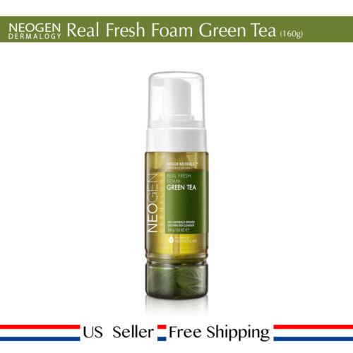 Green Tea Real Fresh Foam Cleanser by neogen dermalogy #20