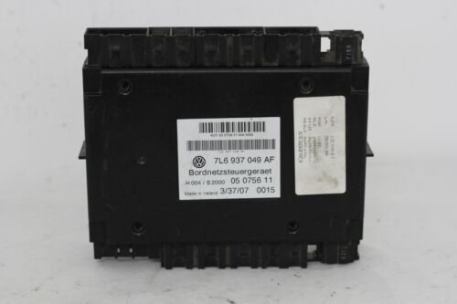 7L6937049AF 7L6 937 049 AF VW Touareg Onboard Power Supply Control Unit OEM Used