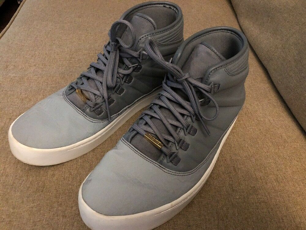 Jordan Why Not? Westbrook Gray And White Size 11