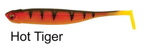 Kunstköder Gummiköder zum Spinnfische Fox Rage Tiddler Fast Gummifische