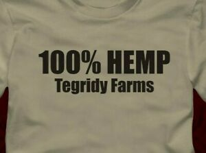 c14344c9 100% HEMP TEGRIDY FARMS - Mens / Unisex - 16 color options - South ...