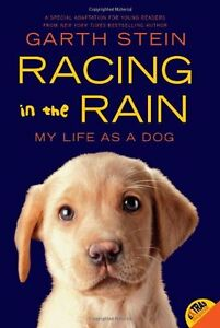 Racing in the Rain: My Life as a Dog by Garth Stein
