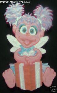 Awe Inspiring Abby Cadabby Birthday Party Cake Topper Ebay Personalised Birthday Cards Veneteletsinfo