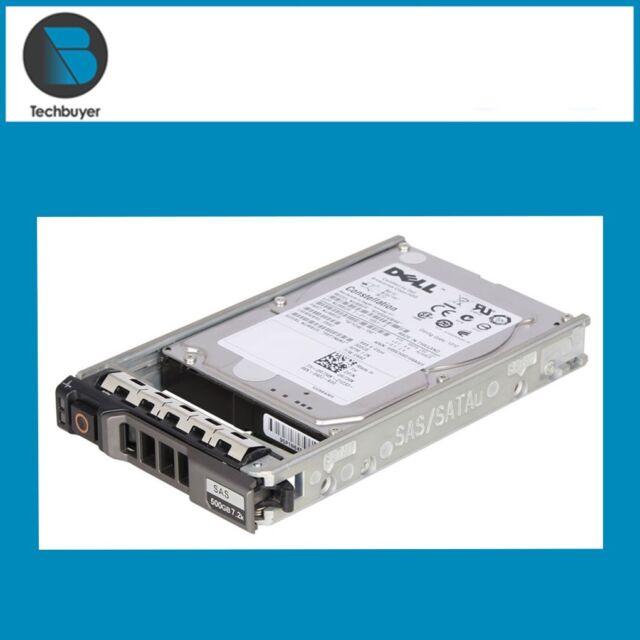 DELL 500GB 7.2K 6G SFF SAS HOTSWAP HDD R734K
