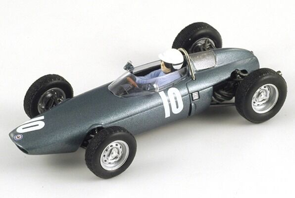 BRM P57  10 R.Ginther  3rd GP France  1962 (Spark 1 43)
