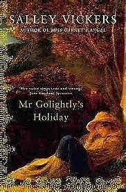 1 of 1 - Mr.Golightly's Holiday by Salley Vickers (Paperback, 2003),free postage+tracking