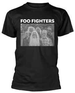 Foo-Fighters-039-Old-Band-039-T-Shirt-NEW-amp-OFFICIAL