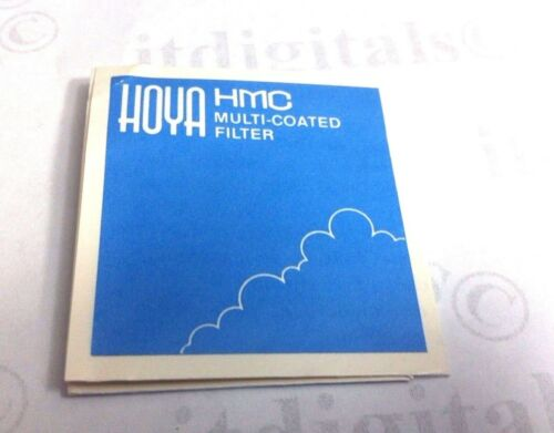 Hoya 77mm Multi-Coated HMC 82A 82 A Conversiom Glass Lens Filter 77 mm 82-A MC