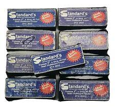 Lot 9 Chalkboard Erasers Standards Premium 5 All Felt Sewn Read