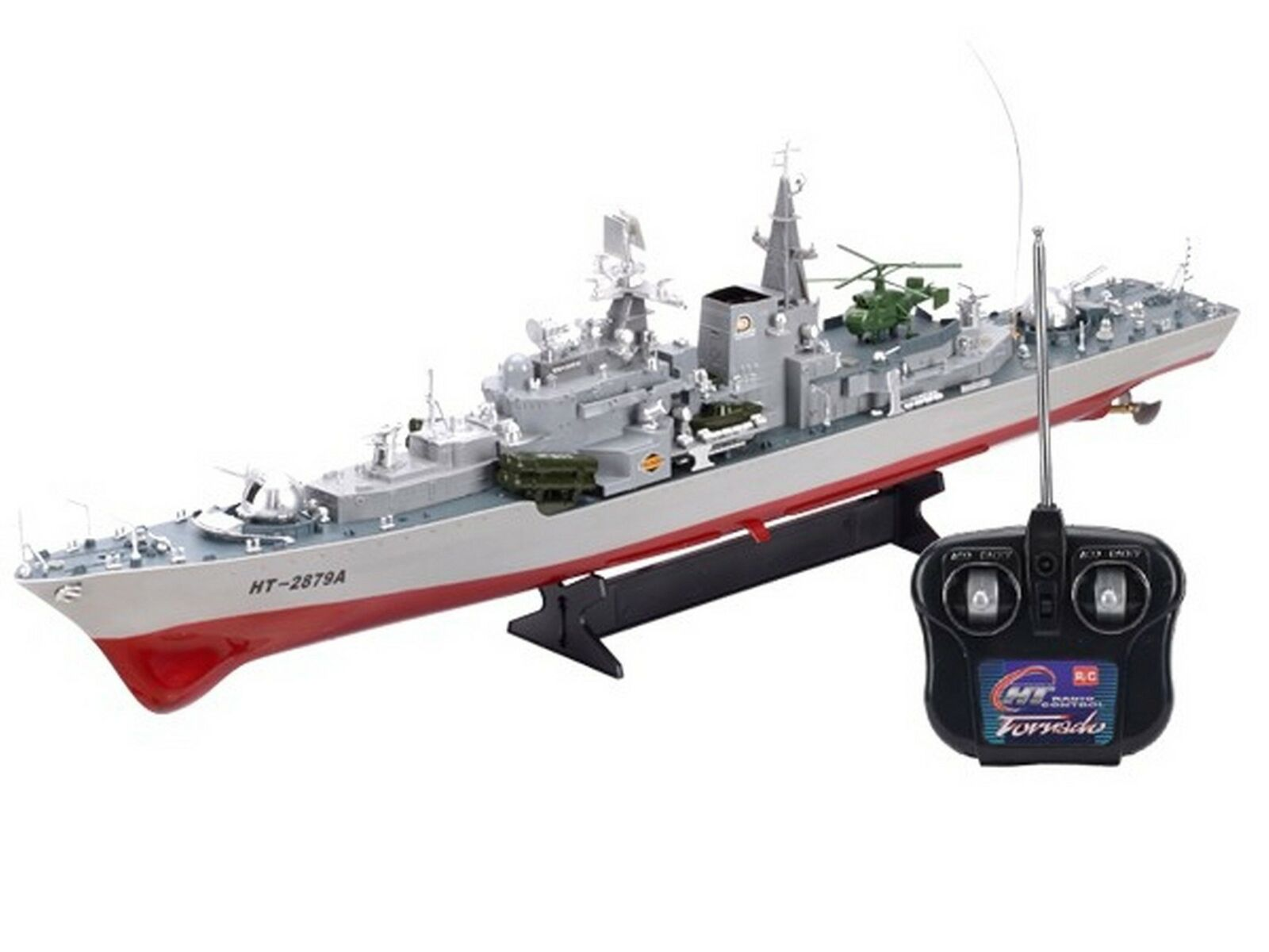 Masher Throher 31  Rc  Ht-2879 War Ship  vieni a scegliere il tuo stile sportivo