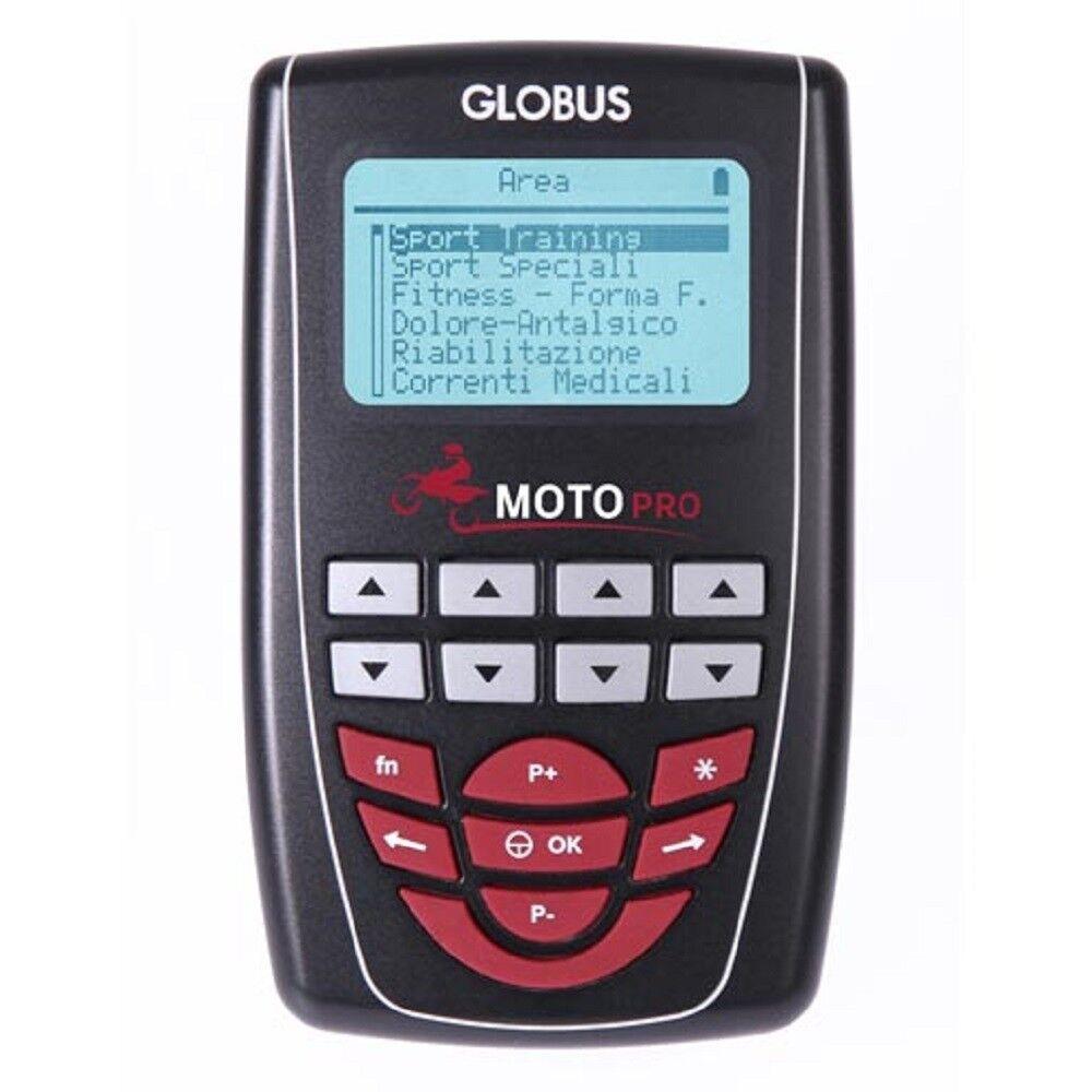 Elettrostimolatori Globus  Moto Pro G4231  PreparazioneDoloriRecupero
