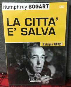 La Città è Salva (1951) DVD Nuovo Sigillato Humphrey Bogart Bretaigne Windust N