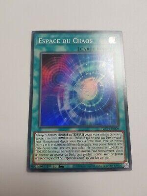 TOCH-FR009 SR Espace du Chaos Yu-Gi-Oh