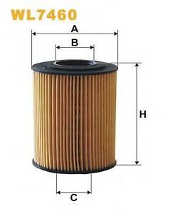 Wix-Filters-WL7460-Filtro-de-aceite-RC517010P-OE-Quality