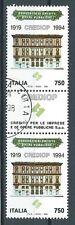 1994 ITALIA USATO CREDIOP CON APPENDICE AL CENTRO - 3