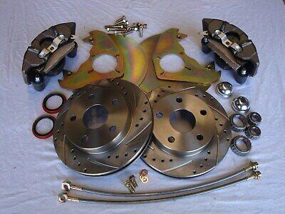 For 1962-1970 Ford Fairlane Brake Shoe Set Rear Bosch 18417JZ 1963 1964 1965