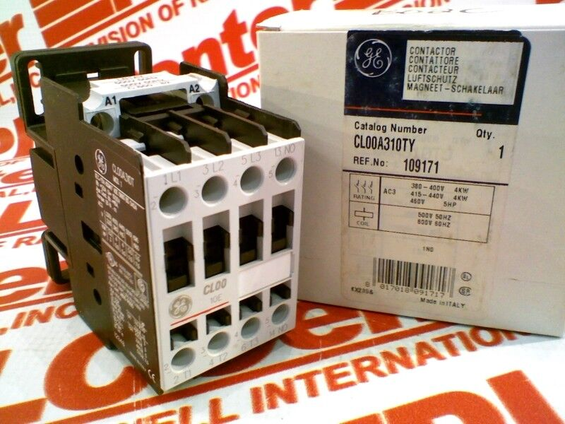 GENERAL ELECTRIC CL00A310TY   CL00A310TY (NEW IN BOX)