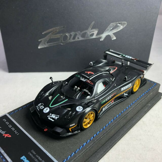 1/43 Peako Pagani Zonda R Full Carbon Nurburgring Record Ltd 100 Pcs 30900
