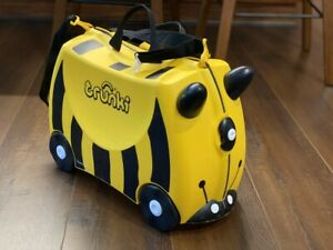 Trunki-Bernard-Bee-Ride-on-Suitcase-in-Great-Conditions