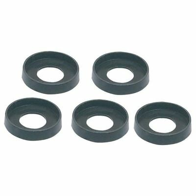 Affix Nylon Cup Washer M6 Black Pack Of 100