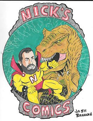 Nick's Comics and Cards