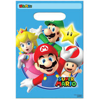 16 Counts Super Mario Treat Favor Birthday Party Loot Gift 16bags