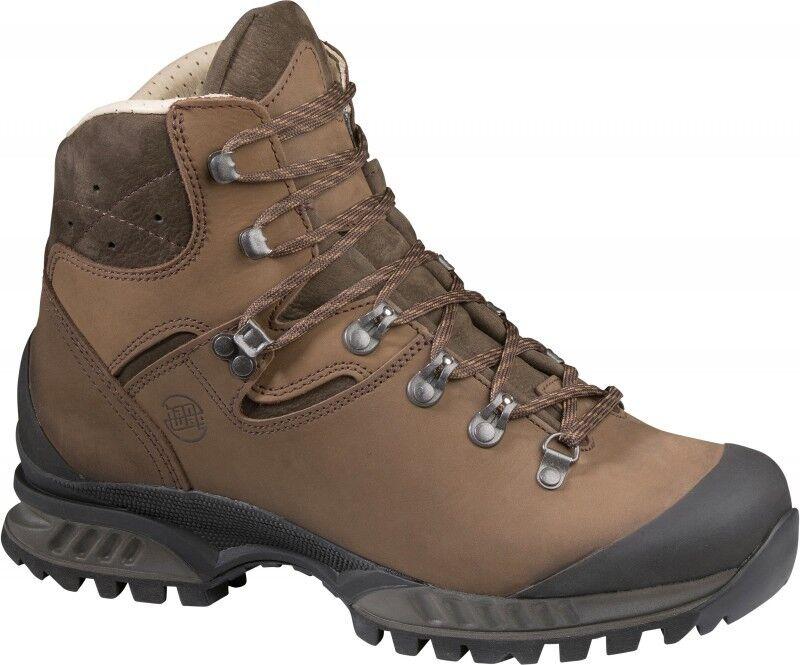 HANWAG HANWAG HANWAG Trekking Schuhe Tatra Narrow Lady Leder Größe 5 - 38 Erde a7e177