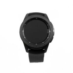 Samsung Galaxy Watch 42mm R815U Black Cellular Stainless Steel SM-R815USK