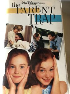 Disney-VHS-The-Parent-Trap
