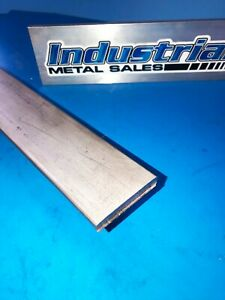 """Stainless Steel 2/"""" x 2/"""" x 1//4/"""" .250 Type 304 Angle 12/"""""""