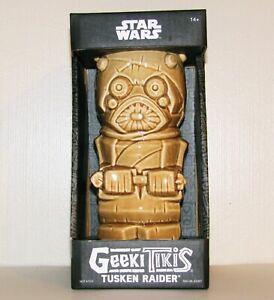 Vintage Star Wars Tuskan Raider  Mug