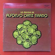 Alfonso Ortiz Tirado Lo Major De Peregrino De Amor 2Lps ARCONO DYNAFLEX 71 NMINT