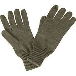 New green cold weather thermal contact gloves shooting for Cold weather fishing gloves