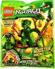 9557 LIZARU booster pack lego legos NEW ninjago NISB ninja mini figure minifig