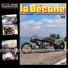 LA BECANE N°32 ★ DOUGLAS STORY ★ DRESCH RUSS COLLINS HENK VINK JOHN HOBBS 1978